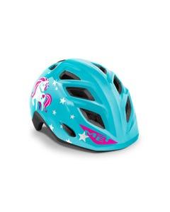 Met Elfo Unicorn Girls Helmet