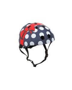 Hornit Polka Dot Girls Helmet
