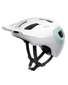 POC Axion SPIN Helmet White/Green