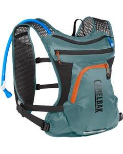 Camelbak Chase Bike Vest Hydration Pack 1.5L Teal Black