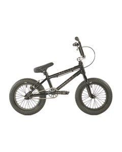 "Colony Horizon 14"" Kids BMX Bike Black Polished (2020)"