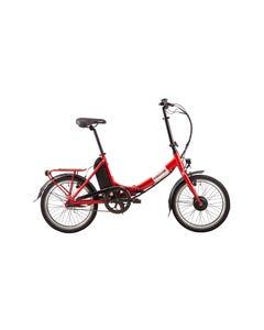 VelectriX Foldaway Electric Folding Bike Red (2022)