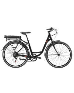 Pedal Comet Electric Bike Side View