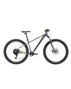 Silverback Stride Comp 29 Mountain Bike Grey/Gloss Lime (2021)