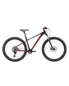 Silverback Stride Elite 29 Mountain Bike Charcoal/Watermelon (2021)