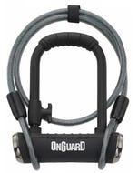 Lock OnGuard DT U-Lock 90x140 + 120x10 Key