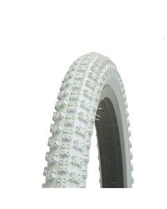 Freedom MX3 Tyre 16 x 1.75 White