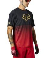 FOX Flexair Short Sleeve Jersey Chili