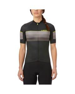 Giro Chrono Expert Women's Short Sleeve Jersey Black Horizon