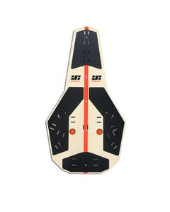 Trainer Acc Jetblack Rocker Plate