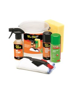 Weldtite Pitstop Cleaning Kit