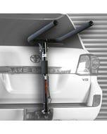 JetBlack JetRack Deluxe 4 Bike Folding Towball Mounted Car Rack