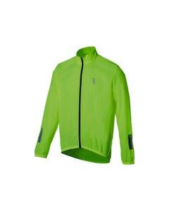 BBB BaseShield Jacket Neon Yellow