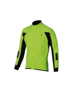 BBB TriGuard Winter Jacket Neon Yellow