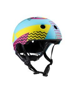Pro-Tec Junior Classic Certified Helmet 80s Pop