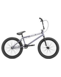 """Kink Launch BMX Bike 20.25""""TT Matte Storm Grey (2022)"""