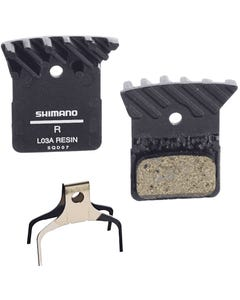 Shimano L03A Resin Brake Pads and Spring