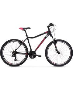 Kross Lea 1.0 26 Women's Mountain Bike Black/Raspberry/Graphite (2020)