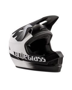 Bluegrass Legit Full Face Helmet White/Black