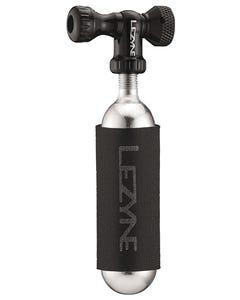 Lezyne Control Drive Co2 Pump (Black) | 99 Bikes