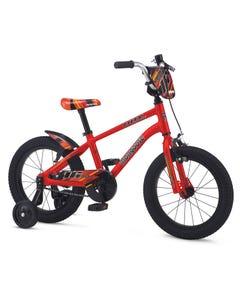 Mongoose Mitygoose 16 Inch Kids Bike Red (2020)