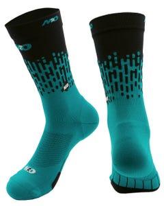 M2O Endurance Rivet Socks Green/Black