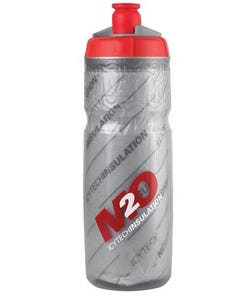 Bottle M2O Pilot 620ml Insulated Smoke/Red Insulated