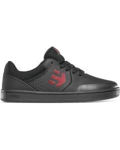 Etnies Kids Marana Shoes Black/Red