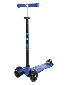 Micro Maxi 3 Wheel Kids Scooter Blue