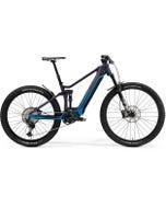 Merida 21 eOne-Forty 8000 Silk Purple/Blue
