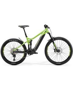 Merida eOne Sixty 500 Electric Mountain Bike Silk Green Anthracite (2021)