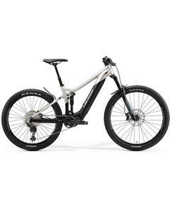 Merida eOne Sixty 500 Electric Mountain Bike Matt Titan Black (2021)