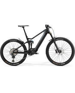 Merida eOne Sixty 8000 Electric Mountain Bike Glossy Grey/Matt Black (2021)