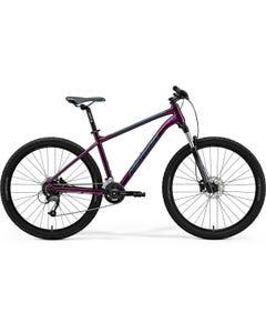 Merida Big Seven 60 Mountain Bike Purple Teal/Blue (2021)