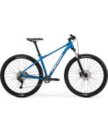 Merida Big Nine 200 Mountain Bike Matt Blue/White (2021)