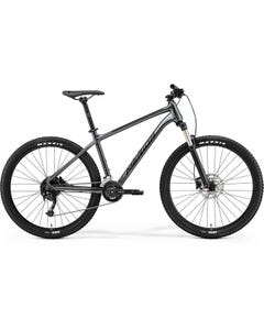 Merida Big Seven 100 Mountain Bike Anthracite/Black (2021)