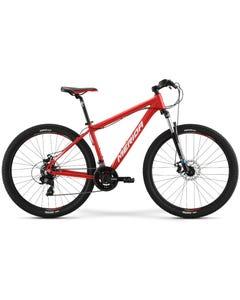 Merida Big Seven 10 MD Mountain Bike Race Red/White (2021)
