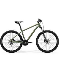 Merida Big Seven 20 Mountain Bike Matt Fog Green/Moss Green (2021)