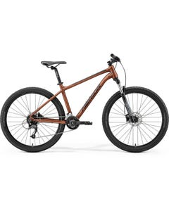 Merida Big Seven 60 Mountain Bike Matt Bronze/Black (2021)
