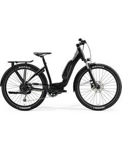 Merida eSpresso CC 400 SE EQ Electric Hybrid Bike Silk Titan/Black (2021)