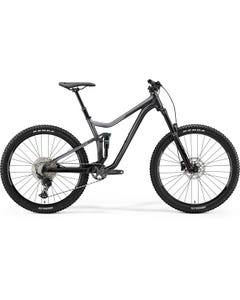 Merida One Forty 400 Mountain Bike Silk Anthracite/Black (2021)
