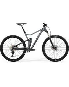 Merida One Twenty 400 Mountain Bike Matt Grey/Glossy Black (2021)