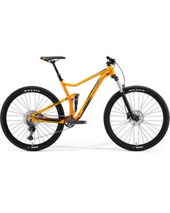 Merida One Twenty 400 Mountain Bike Orange/Black (2021)