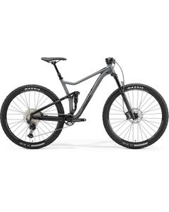 Merida One Twenty 600 Mountain Bike Matt Grey/Glossy Black (2021)