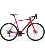 Merida Scultura 400 Road Bike Golden Red/Grey (2021)