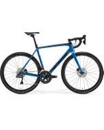 Merida Scultura 8000-E Road Bike Black/Blue (2021)