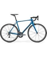 Merida Scultura Rim 300 Road Bike Silk Blue/Grey (2021)
