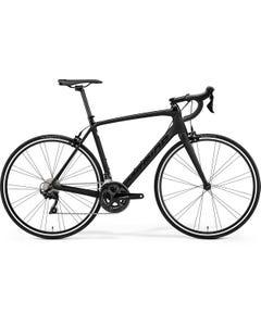 Merida Scultura Rim 4000 Road Bike Road Bike Gloss Anthracite/Matt Black (2021)