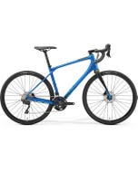Merida Silex 400 Gravel Bike Matt Blue/Black (2021)