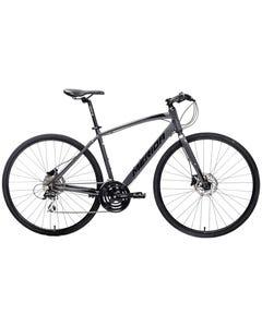 Merida Speeder 20 Flat Bar Road Bike Anthracite/Black (2021)